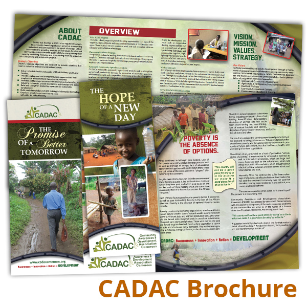 Hope of a New Day-CADAC Brochure